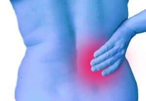 When your back goes out on you, what should you do?