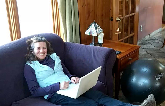 Avoiding Back and Neck Pain while Working from Home