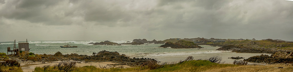 West coast - Tasmania
