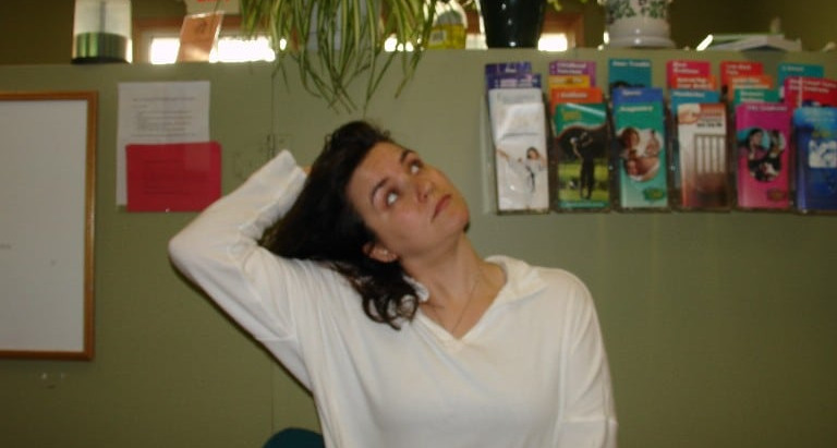 Corporate Wellness-Stretches for Desk Workers