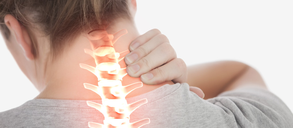 Neck Pain from Stress