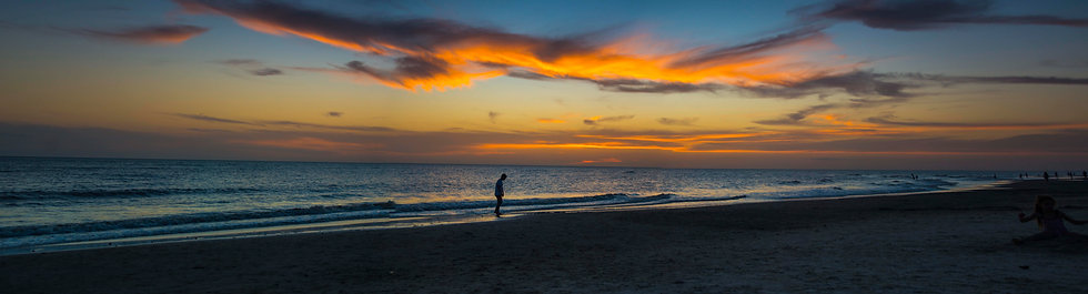 La Tuna Sunset - Uruguay