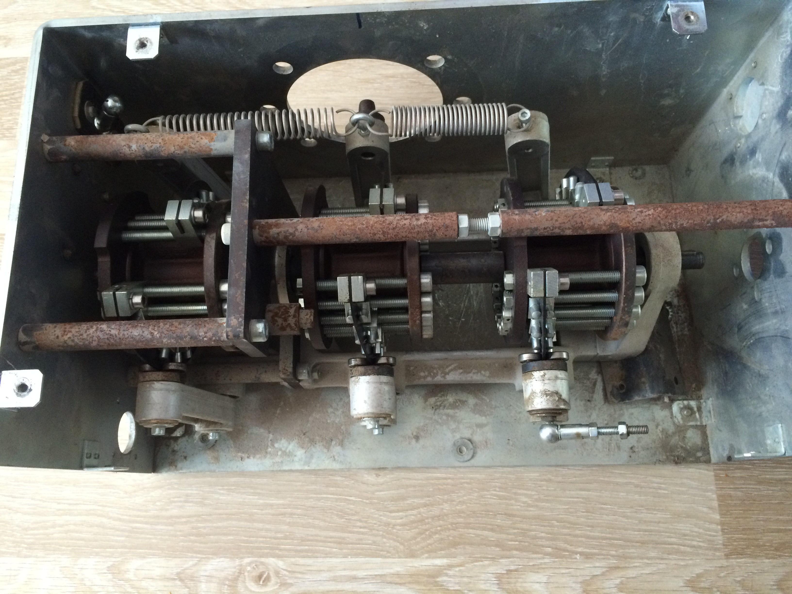 Mekanik Ayar Regülatorü