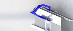 Hidrolik ızgara temizleme makinası