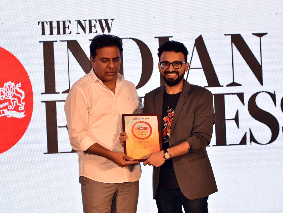 Indian Express 40 Under 40