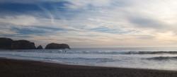 Beach Dusk