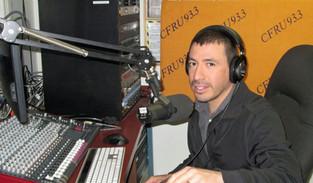Radio Host @ CFRU