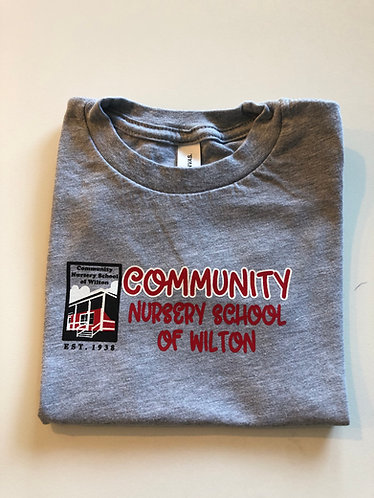 Community Short Sleeve T-shirt #1 - Gray