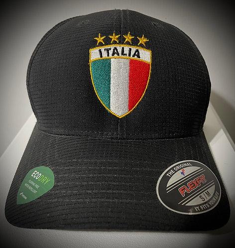 Italia Embroidered Hat