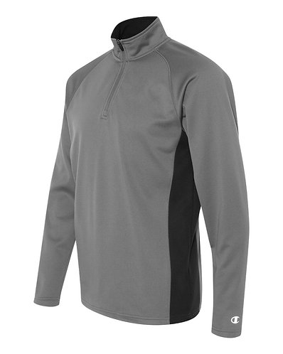 ADULT - Champion Performance Quarter-Zip (Embroidered)