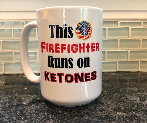 This Firefighter Runs on Ketones