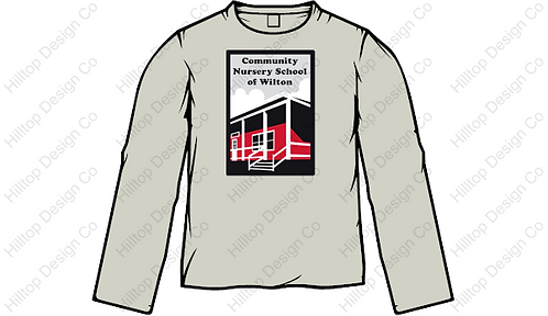 Community Long Sleeve Shirt #3 - Gray