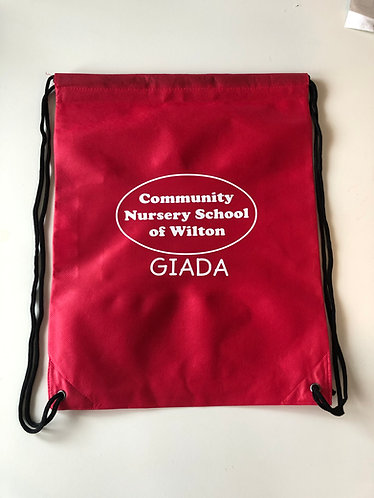Personalized Cinch Sack