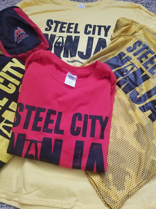 Steel City Ninja Cotton T shirts