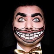 Funny Face makeup