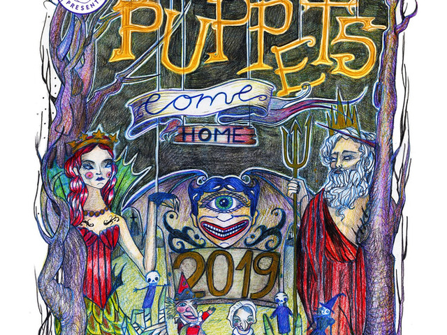 Puppets Come Home!! 2019