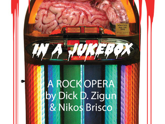 Bloody Brains in a Jukebox!