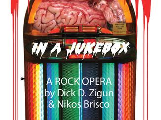 Bloody Brains in a Jukebox!