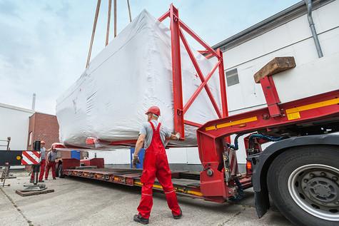 Projektleitung - Maschinentransporte