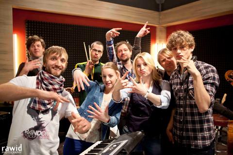 Musikmarketing TV-Serie 'Hand aufs Herz'
