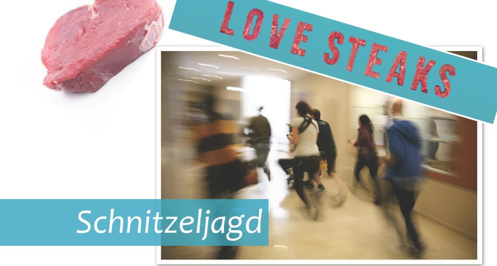 """App-Schnitzeljagd für Kinofilm """"Love Steaks"""""""