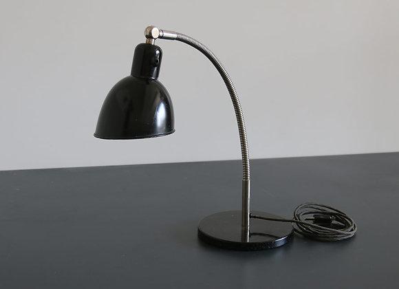 Schreibtischlampe 50ties