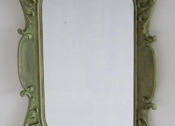 Spiegel grün