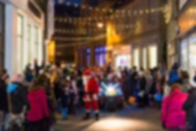 Christmas event managed by CU Marketing Ltd