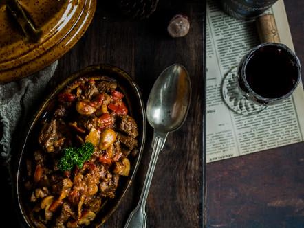 Rundvlees goulash