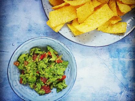 Snelle guacamole