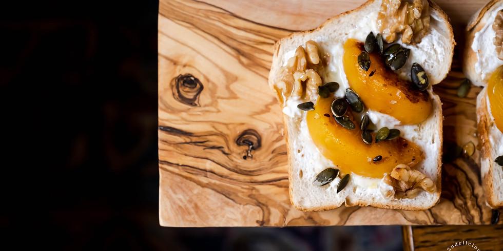 Workshop food fotografie