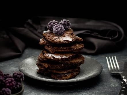 Choco pannenkoekjes