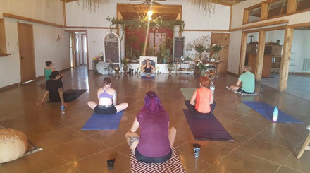 Yoga at The Wildflower Country Inn