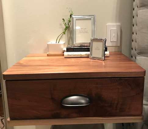Small Floating Shelf