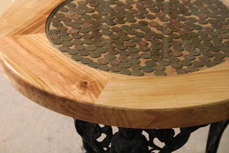Black Locust Round Table