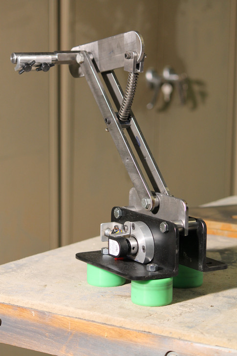 Encoder for Rolling Video Dolly
