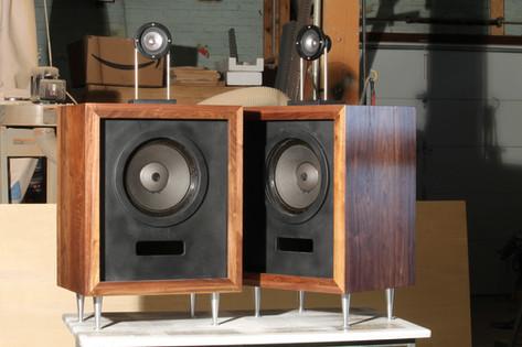 Custom Speaker Cabinets