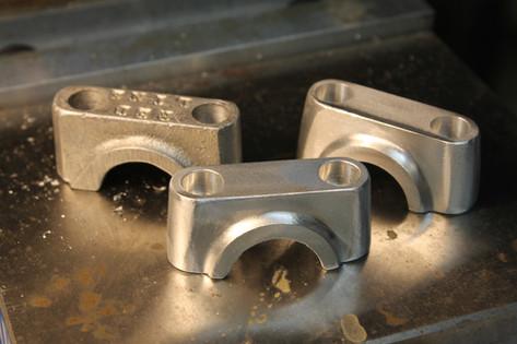 Aluminum Handle Bar Clamps