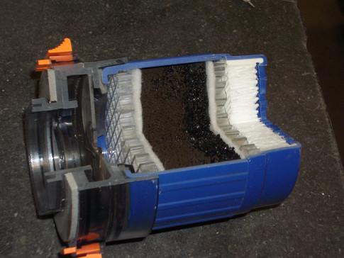 Custom Carbon Filter
