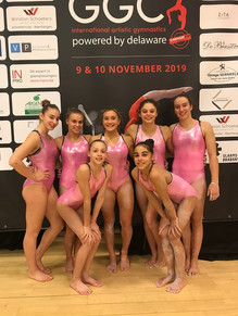 juventus nova melzo - podium training gymnovacup 2019