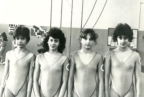 squadra agonistica femminile 1982