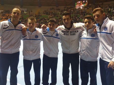 squadra maschile juventus nova melzo serie a1 2014 - desio