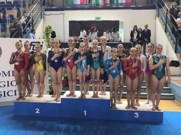 campionato nazionale individuale gold junior e senior - aci castello