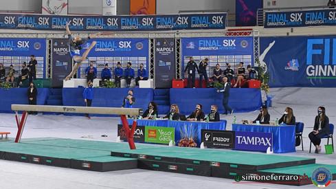 diana barbanotti - final six 2020 - napoli