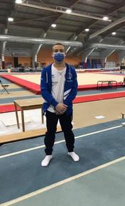 leone airaghi - campionato nazionale individuale gold j3 - padova