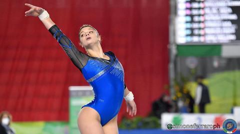 sofia oggioni - final six 2020 - napoli