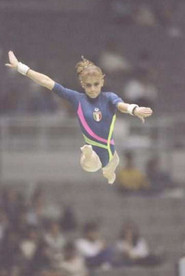 elisa lamperti - campionati del mondo 1995 - sabae