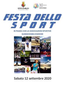 festa dello sport 2020 - melzo