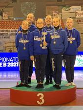 giulia marano - campionato serie b 2021 ancona