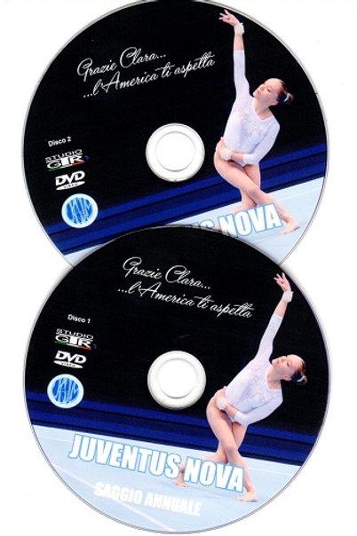 Doppio DVD Saggio 2019